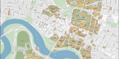 Boston-Karte - Karten-Boston (Vereinigte Staaten von Amerika) on campus map harvard university, graduation harvard yard, library harvard yard, campus map mit,